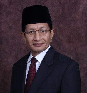 Prof. Dr. Nasaruddin Umar, MA.
