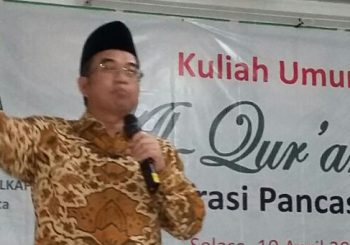 Islam 100 persen, Indonesia 100 persen