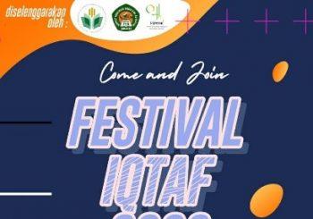 Festival IQTAF: Lomba Karya Tulis Ilmiah Tafsir dan Infografis Nasional