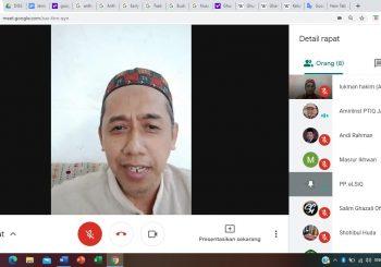 Optimalisasi Program Tahfizh di Fakultas Ushuluddin Institut PTIQ Jakarta