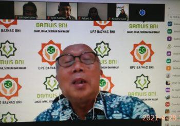 10 MAHASISWA PRODI IAT FAKULTAS USHULUDDIN INSTITUT PTIQ JAKARTA MENERIMA BEASISWA BAMUIS BNI