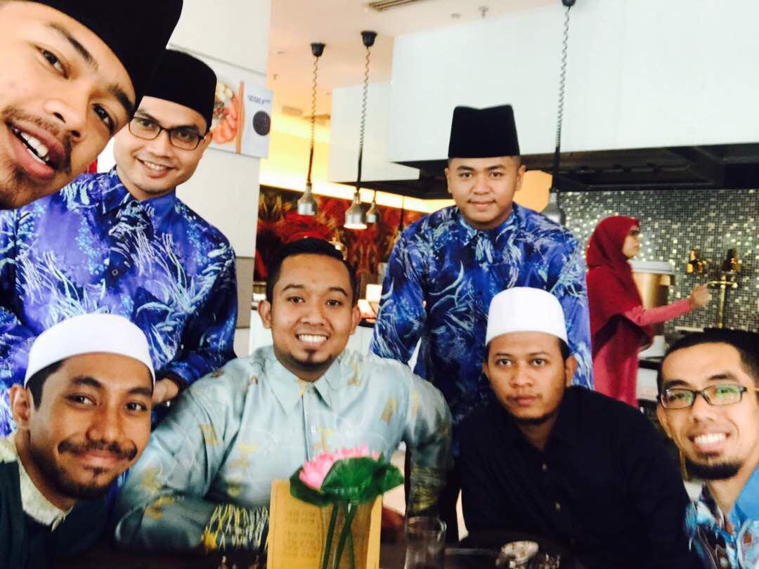 Muhammad Saifi Saleh Siregar Alumni 2015 Guru Agama Islam di Johor Bahru Malaysia